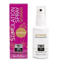 SHiATSU Stimulation Spray Woman